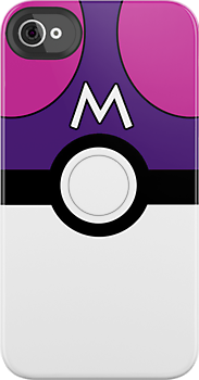 Master Ball by mininsomniac