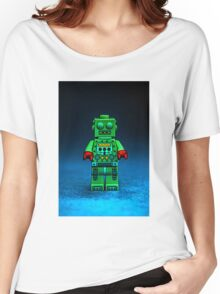 Robbie the Robot Women's Relaxed Fit T-Shirt