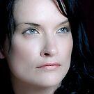 Portrait of Debbie by thermosoflask
