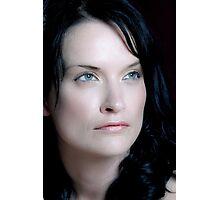 Portrait of Debbie Photographic Print