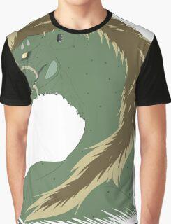 Punk Dragon Graphic T-Shirt