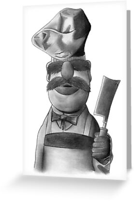 Swedish Chef by axemangraphics