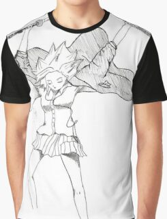 Terminal Alice (Katana) Graphic T-Shirt