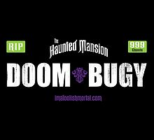My other car is a Doom Bugy by Topher Adam by Afoolishmortal