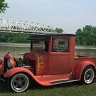 1929 Ford Hot Rod Pickup by TeeMack