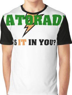 Hatorade- Parody Graphic T-Shirt