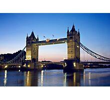 Architectural | The Tower Bridge Photographic Print