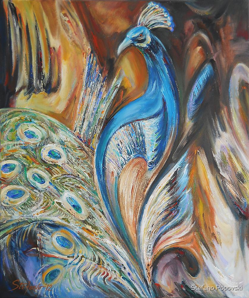 The Selfish Bird by Stefano Popovski