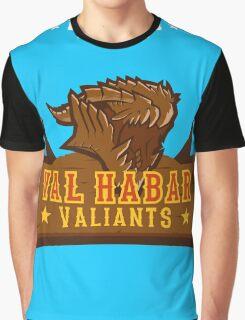Monster Hunter All Stars - Val Habar Valiants Graphic T-Shirt