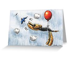 Aire-Balloon Greeting Card