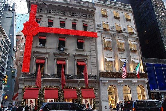 Cartier & Versace.... NYC by John Schneider