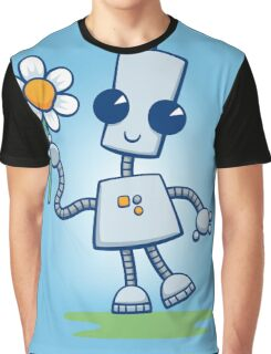 Ned's Flower Graphic T-Shirt