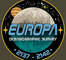 Europa Oceanographic Survey by Red-Ape