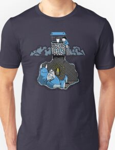 Nightlights and Oven Mitts | Cute Monster Illustration T-Shirt