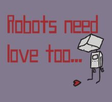 Robot Heart by lynchboy
