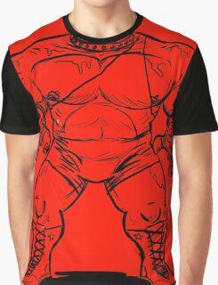 SUPLEXTRONAUT Graphic T-Shirt