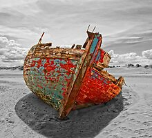 Wreck by DaveWilky