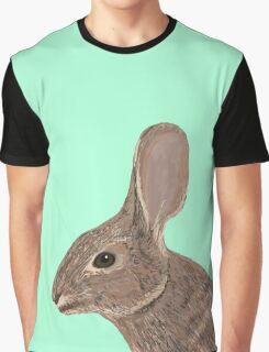 Roger - Bunny, Rabbit, Pet, Cute, Easter, Pet Rabbit, Pet Friendly, Bunny Cell Phone Case Graphic T-Shirt