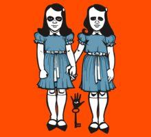 Hell Sisters Kids Tee