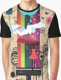 Surreal Fairy 2 Graphic T-Shirt