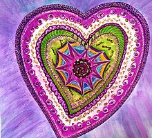 Purple Heart by Fay Hartwell