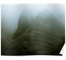Meteora #295 Poster