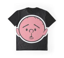 Karl Pilkington Graphic T-Shirt