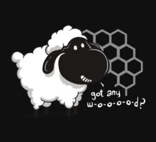 Catan You Give Me Wood? | Settlers of Catan Board Game Geek Sheep Kids Tee