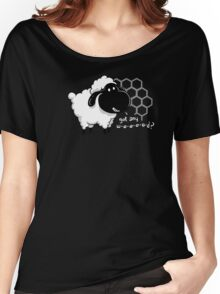 Catan You Give Me Wood? | Settlers of Catan Board Game Geek Sheep Women's Relaxed Fit T-Shirt