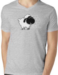 Catan You Give Me Wood? | Settlers of Catan Board Game Geek Sheep Mens V-Neck T-Shirt