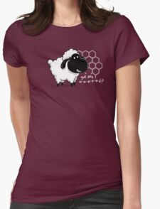 Catan You Give Me Wood? | Settlers of Catan Board Game Geek Sheep Womens Fitted T-Shirt