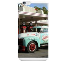 Oscar's Super Service Gas Station In WDW Hollywood Studios iPhone Case/Skin