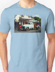 Oscar's Super Service Gas Station In WDW Hollywood Studios T-Shirt
