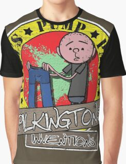 Karl Pilkington - Pilko Pump Pants Graphic T-Shirt