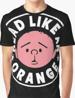 Karl Pilkington - Head Like An Orange Graphic T-Shirt
