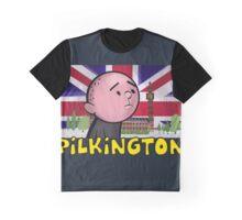 Karl Pilkington - Britains Finest Graphic T-Shirt