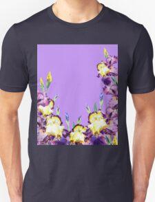 Iris Garden Lilac Skies T-Shirt