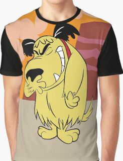 Laughing Muttley Graphic T-Shirt