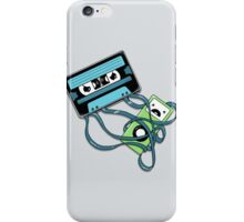 The Comeback | Retro Music Cassette Vs iPod iPhone Case/Skin