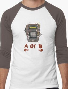 CSGO Bomb Men's Baseball ¾ T-Shirt