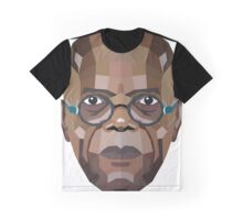 Samuel L. Jackson Graphic T-Shirt