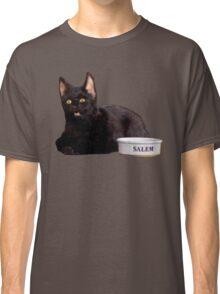 Salem | Steel Blue Classic T-Shirt
