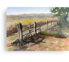 Knoop's Farm Canvas Print