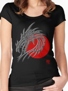 Year of The Dragon Women's Fitted Scoop T-Shirt