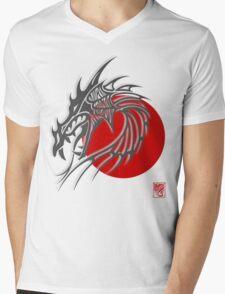 Year of The Dragon Mens V-Neck T-Shirt