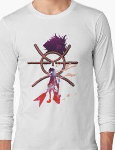 FLCL - Naota/Atomsk Long Sleeve T-Shirt