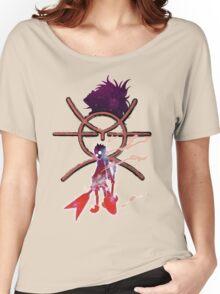 FLCL - Naota/Atomsk Women's Relaxed Fit T-Shirt