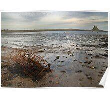 Lindisfarne remnants Poster