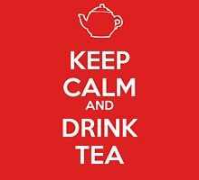 Keep Calm and Drink Tea Unisex T-Shirt