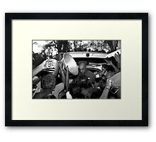 One Step At A Time IV Framed Print